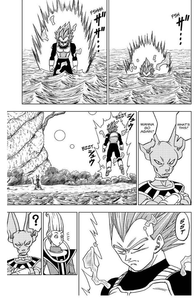 Dragon Ball Super Chapter 27  Online Free Manga Read Image 24
