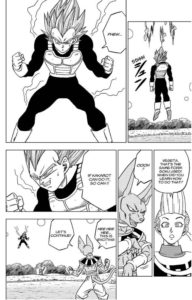 Dragon Ball Super Chapter 27  Online Free Manga Read Image 25