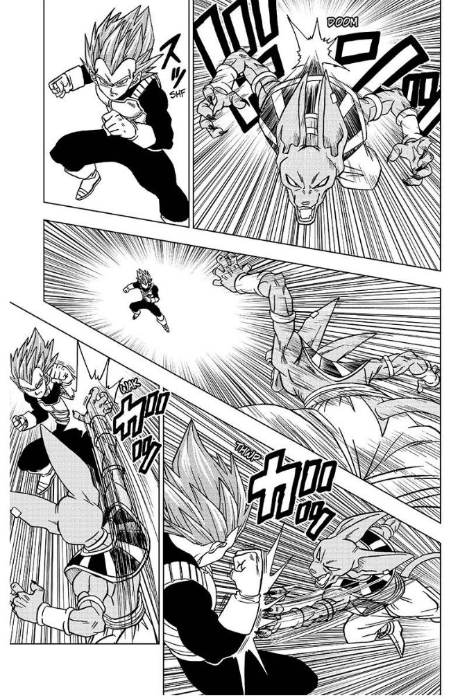 Dragon Ball Super Chapter 27  Online Free Manga Read Image 26