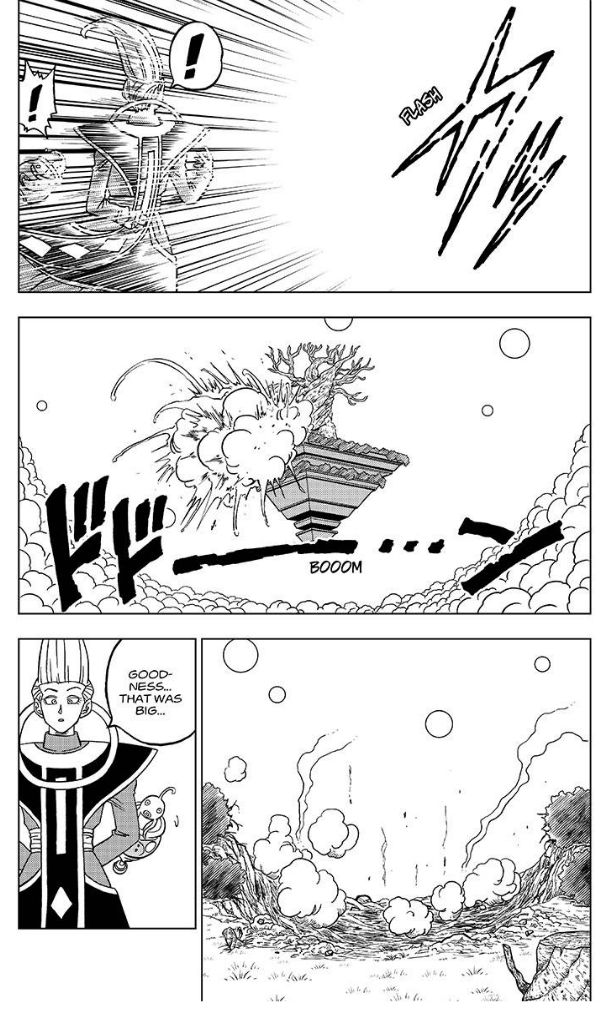 Dragon Ball Super Chapter 27  Online Free Manga Read Image 32