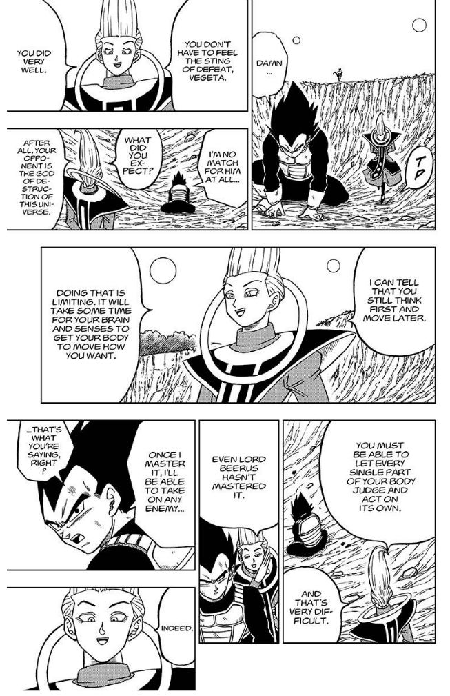 Dragon Ball Super Chapter 27  Online Free Manga Read Image 34