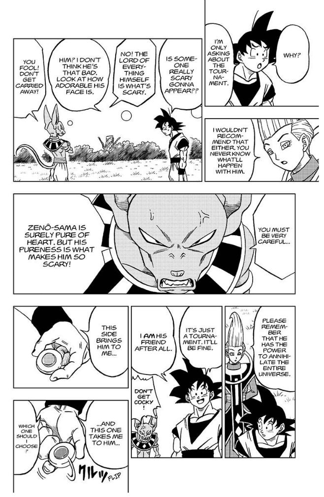 Dragon Ball Super Chapter 27  Online Free Manga Read Image 43