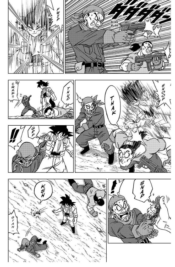 Dragon Ball Super Chapter 27  Online Free Manga Read Image 7