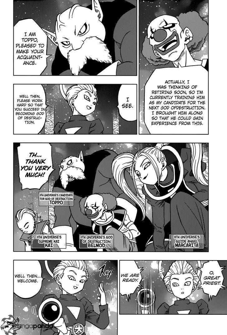 Dragon Ball Super Chapter 28  Online Free Manga Read Image 22