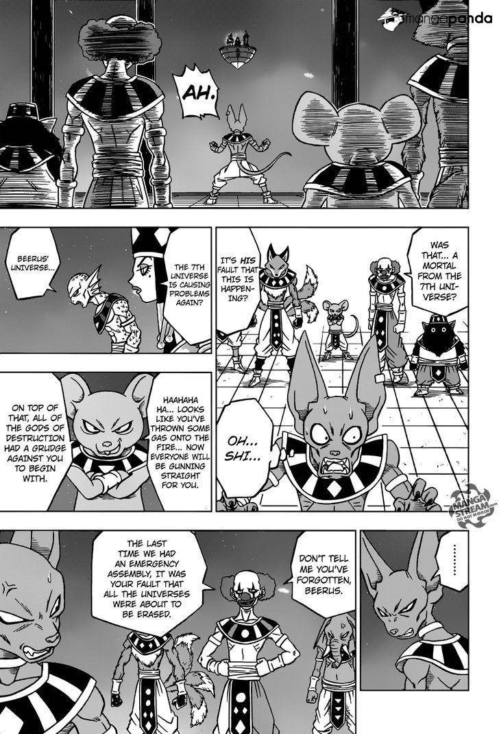 Dragon Ball Super Chapter 28  Online Free Manga Read Image 33