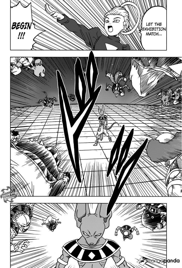 Dragon Ball Super Chapter 28  Online Free Manga Read Image 36