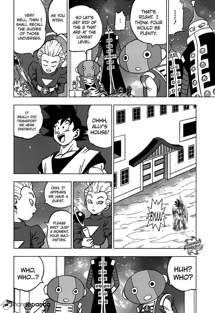 Dragon Ball Super Chapter 28  Online Free Manga Read Image 5