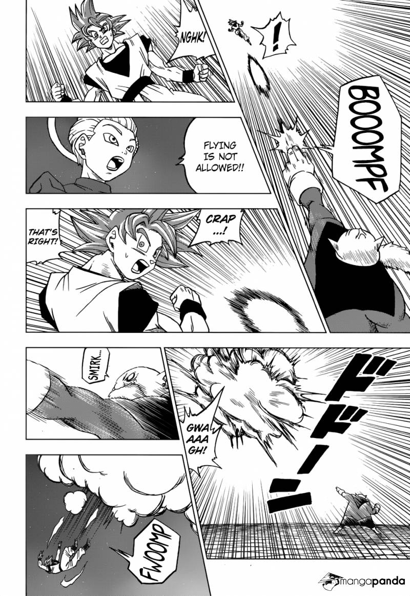 Dragon Ball Super Chapter 29  Online Free Manga Read Image 38