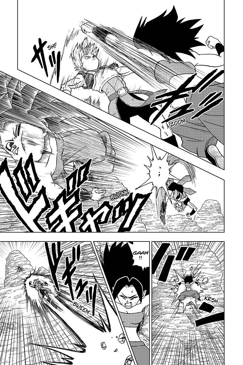 Dragon Ball Super Chapter 32  Online Free Manga Read Image 13