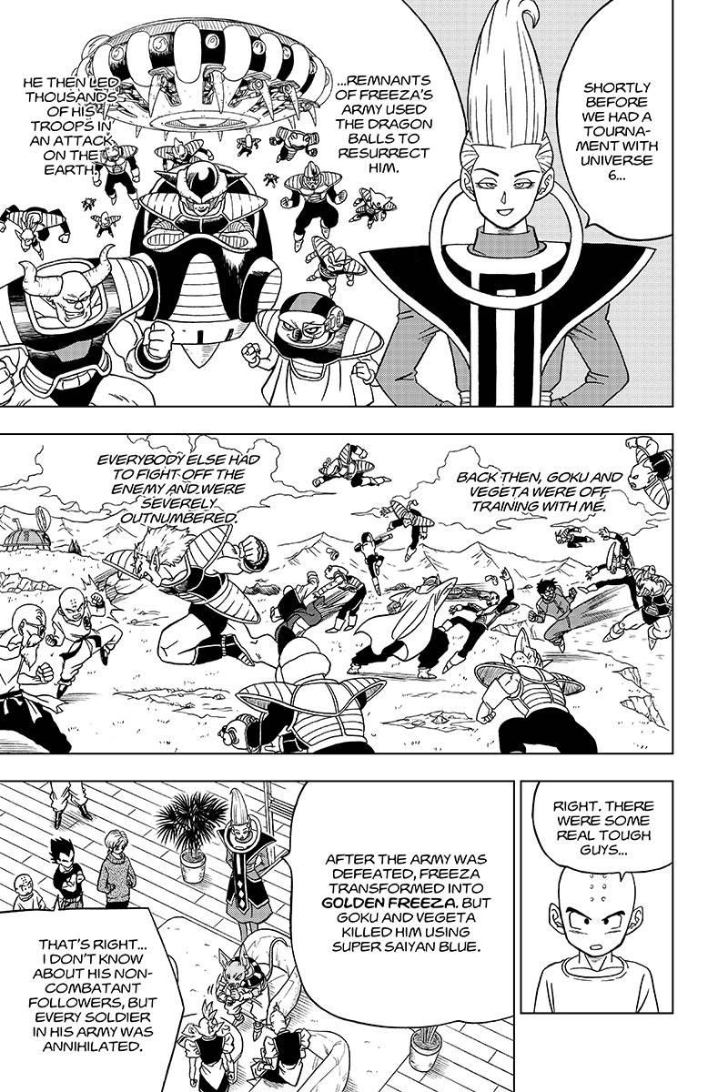 Dragon Ball Super Chapter 32  Online Free Manga Read Image 23