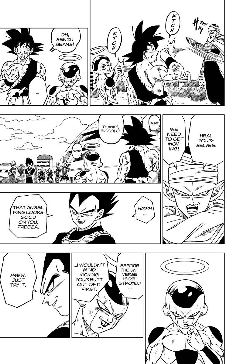 Dragon Ball Super Chapter 32  Online Free Manga Read Image 39