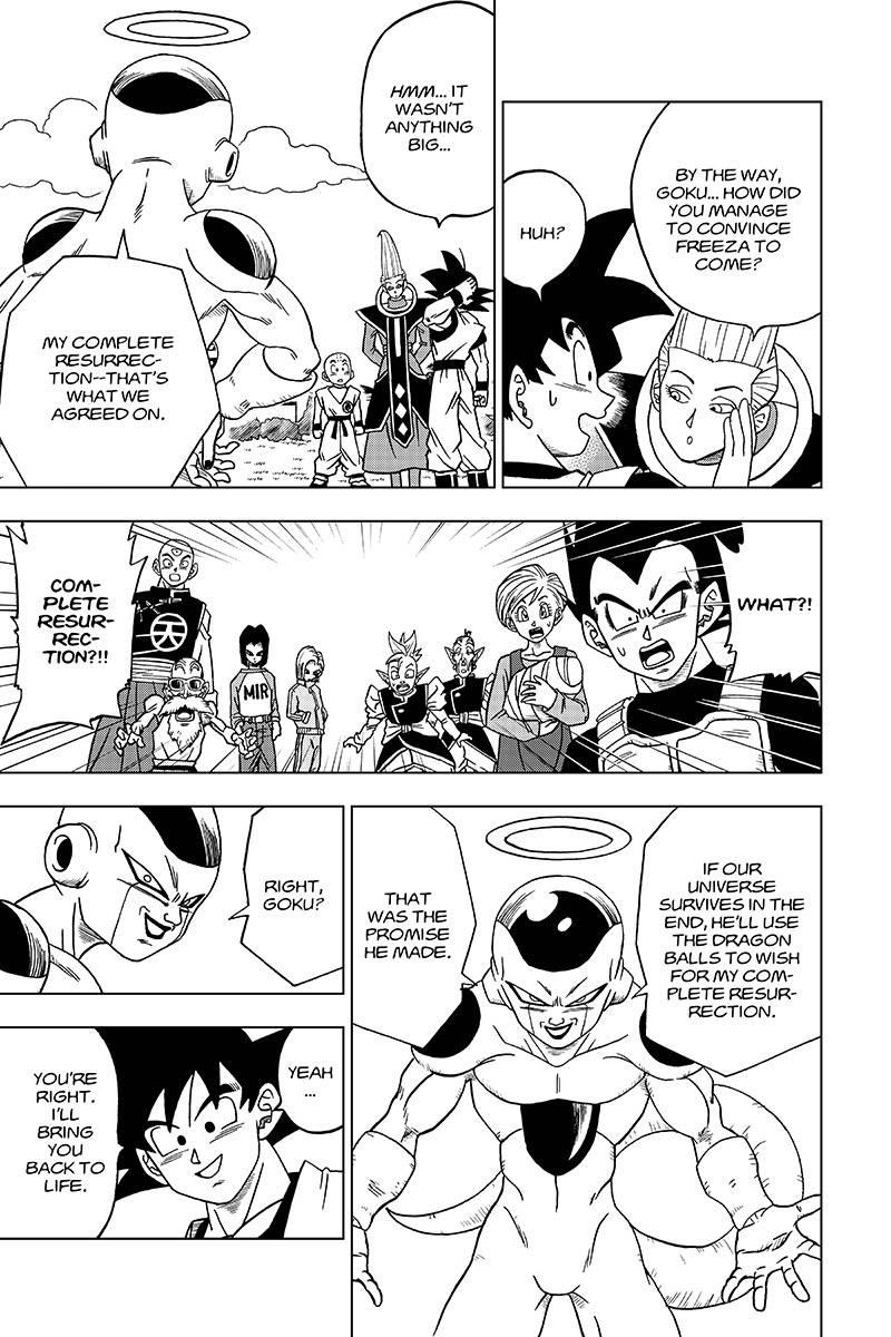 Dragon Ball Super Chapter 32  Online Free Manga Read Image 41