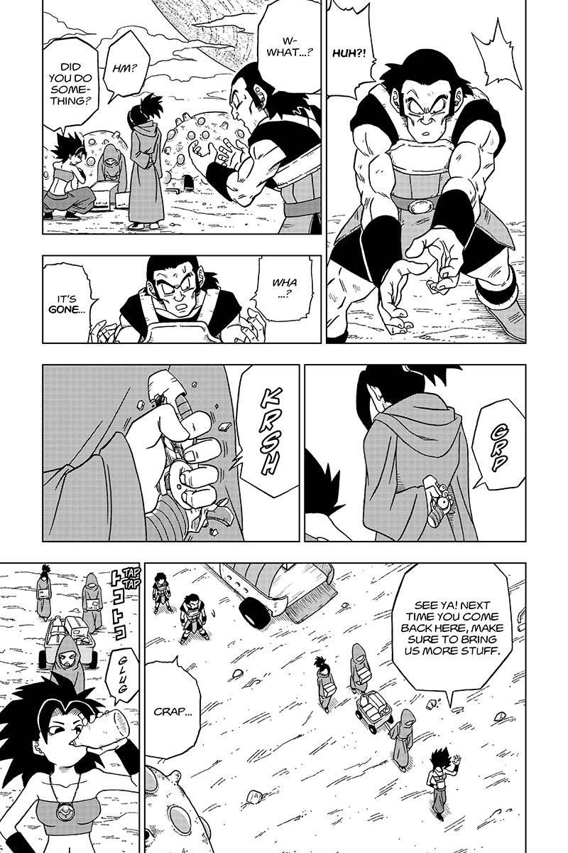 Dragon Ball Super Chapter 32  Online Free Manga Read Image 7