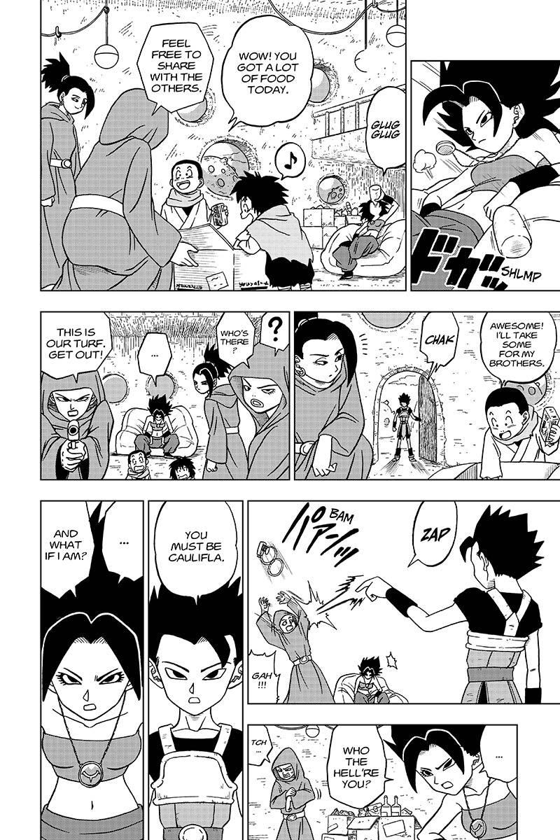 Dragon Ball Super Chapter 32  Online Free Manga Read Image 8