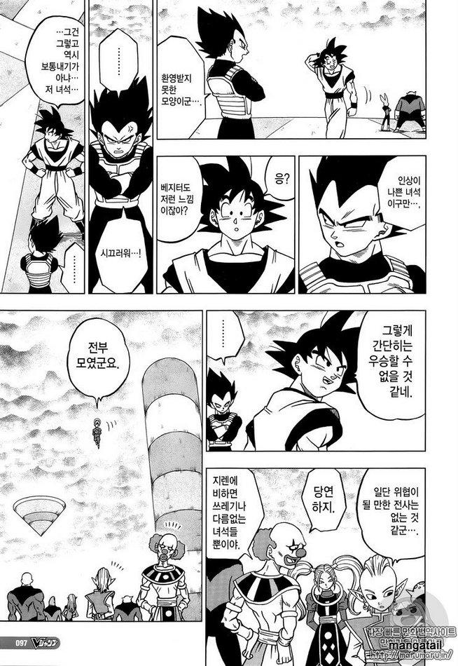 Dragon Ball Super Chapter 33  Online Free Manga Read Image 13