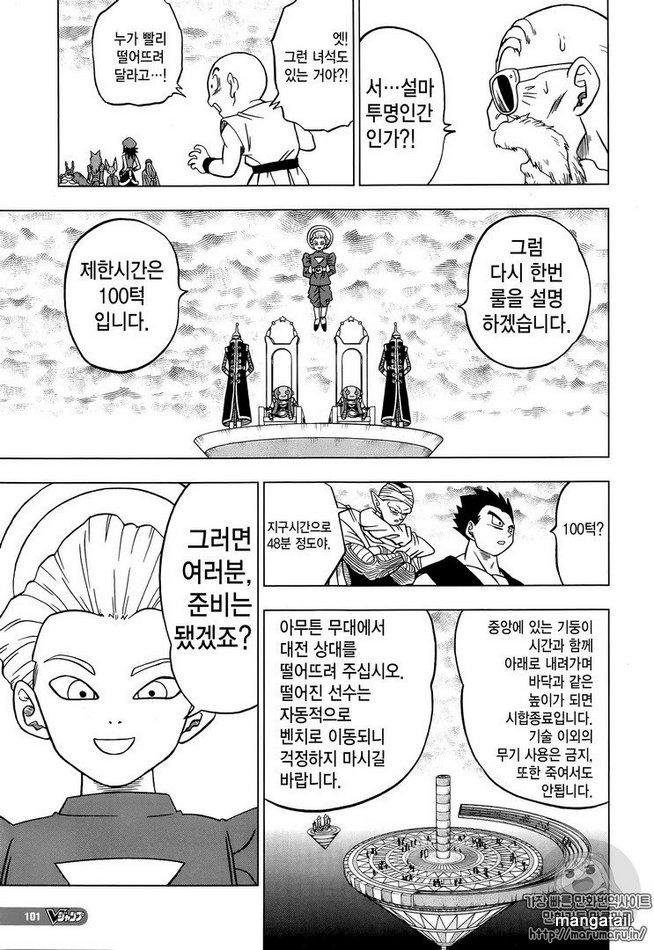 Dragon Ball Super Chapter 33  Online Free Manga Read Image 17