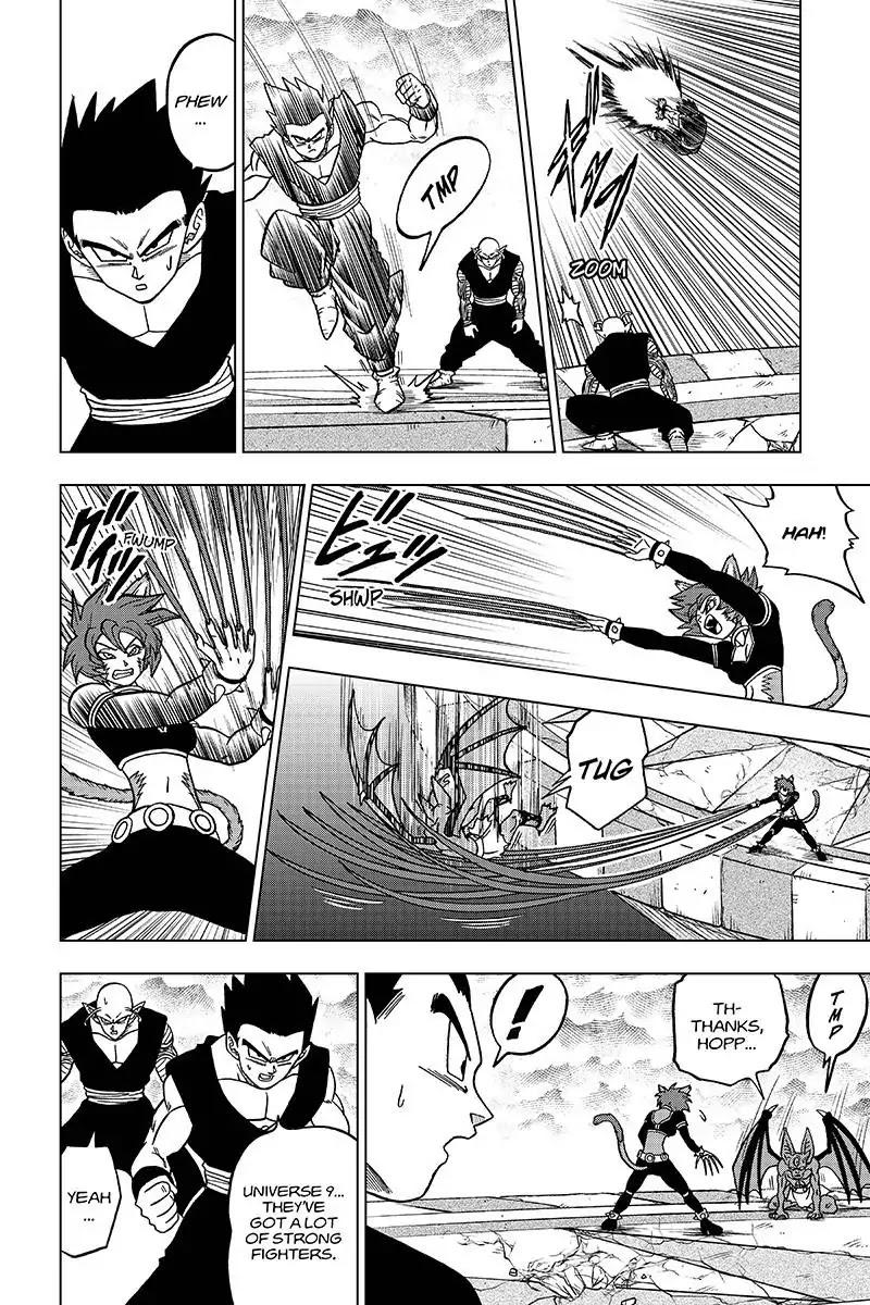 Dragon Ball Super Chapter 34  Online Free Manga Read Image 22