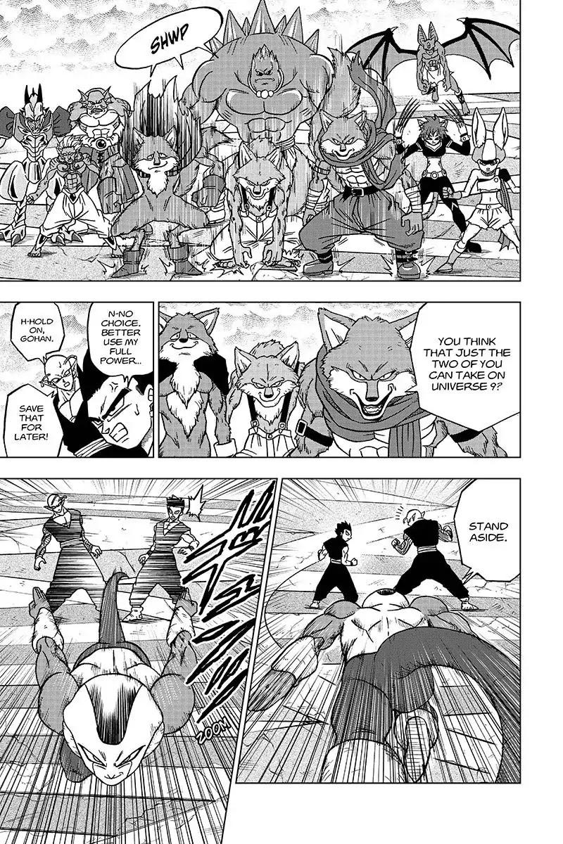 Dragon Ball Super Chapter 34  Online Free Manga Read Image 23