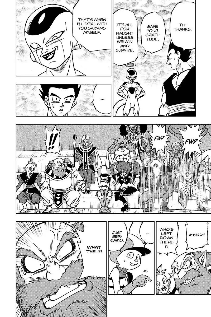 Dragon Ball Super Chapter 34  Online Free Manga Read Image 38