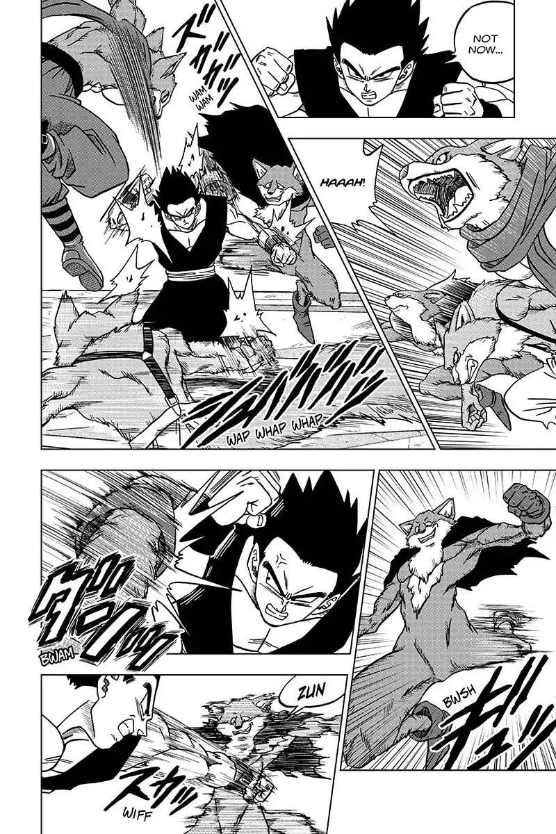 Dragon Ball Super Chapter 34  Online Free Manga Read Image 6