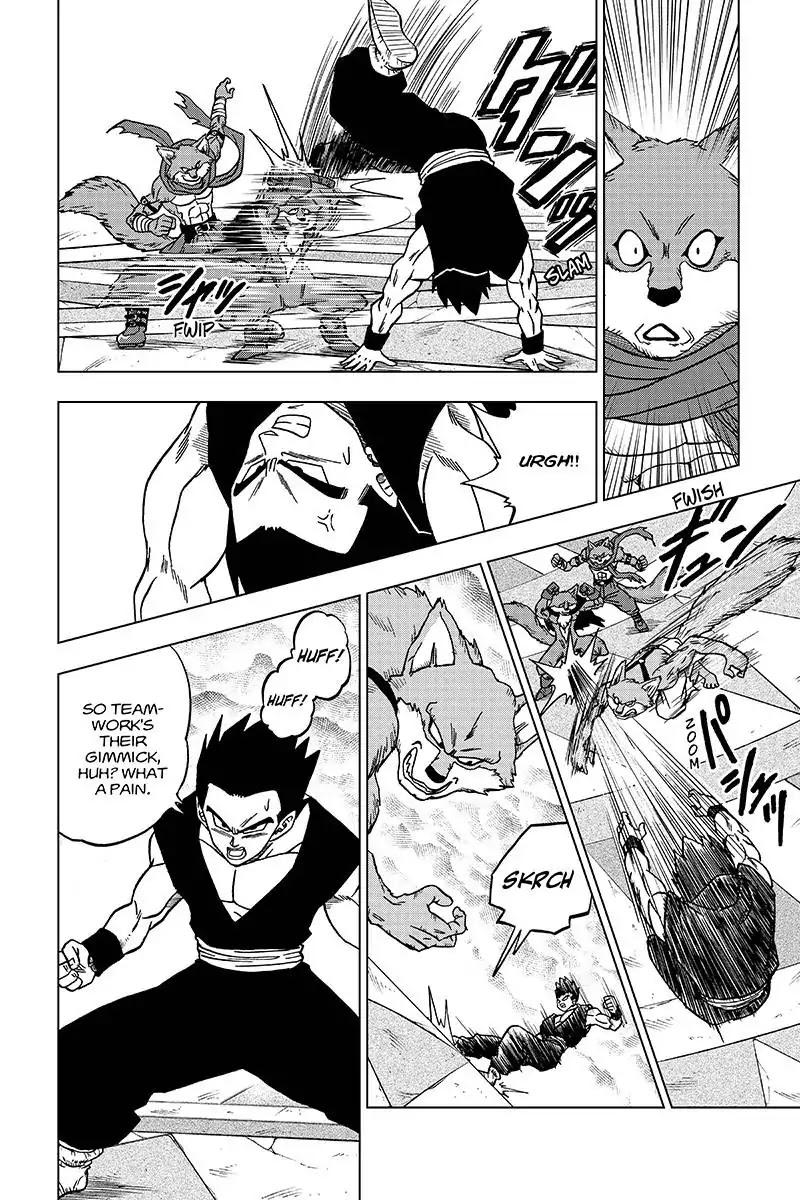 Dragon Ball Super Chapter 34  Online Free Manga Read Image 8