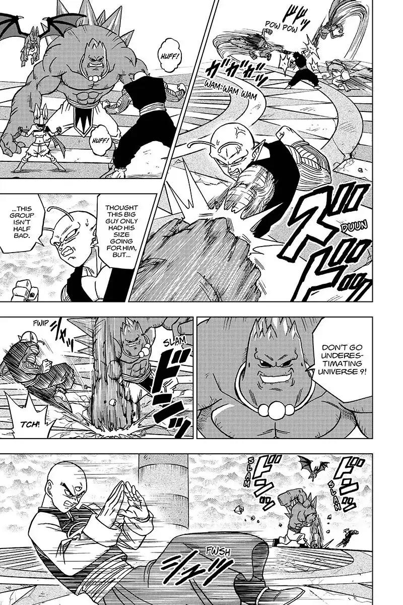 Dragon Ball Super Chapter 34  Online Free Manga Read Image 9
