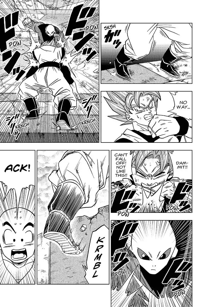 Dragon Ball Super Chapter 35  Online Free Manga Read Image 21