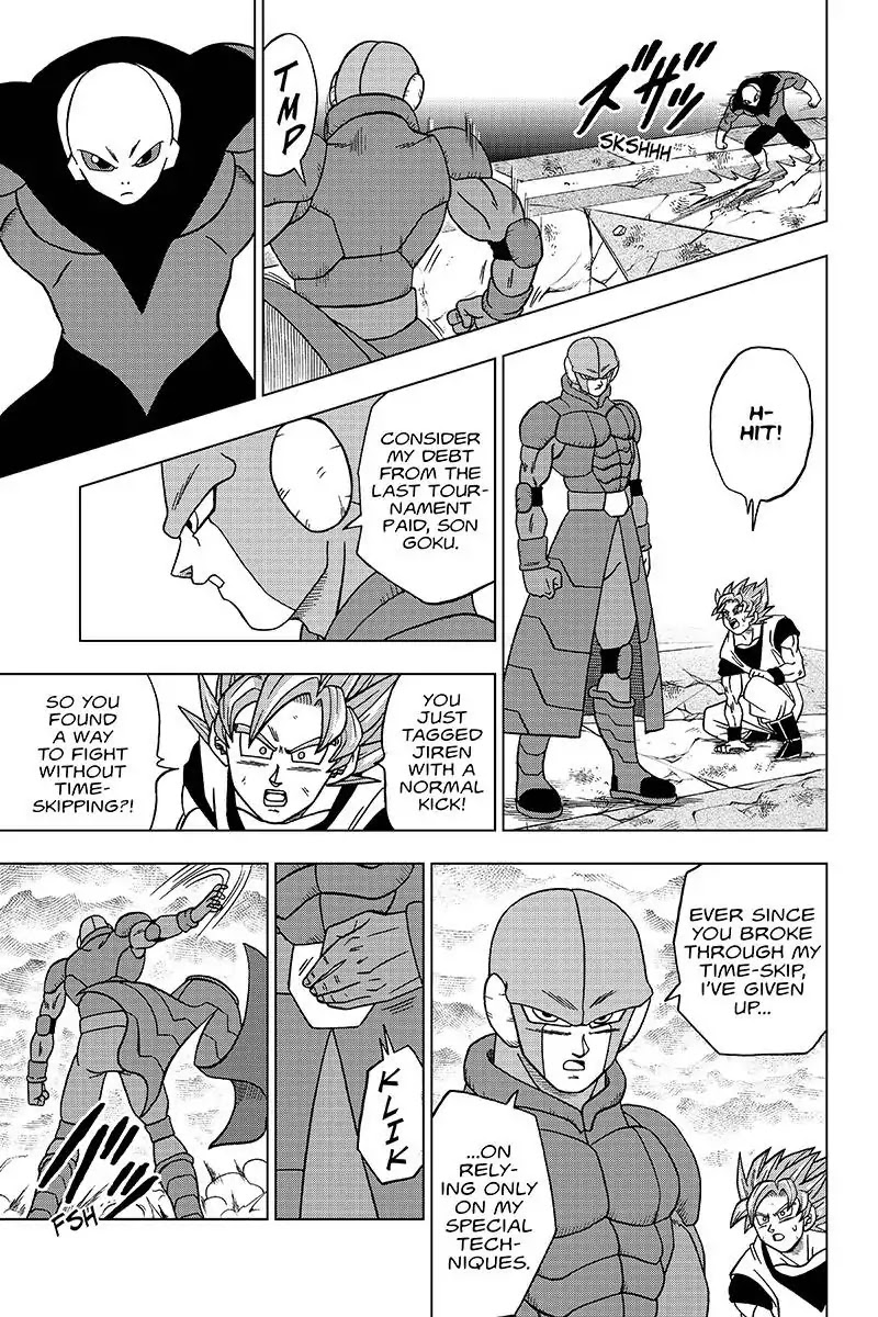 Dragon Ball Super Chapter 35  Online Free Manga Read Image 25