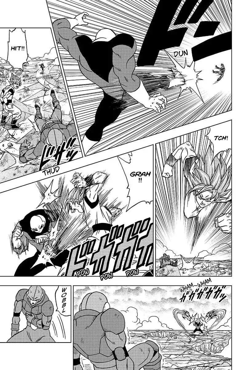 Dragon Ball Super Chapter 35  Online Free Manga Read Image 29