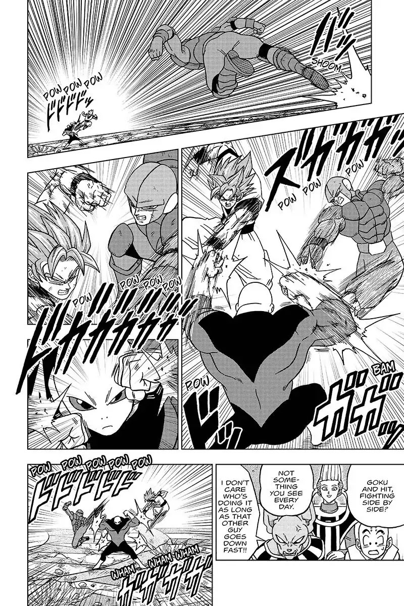 Dragon Ball Super Chapter 35  Online Free Manga Read Image 30