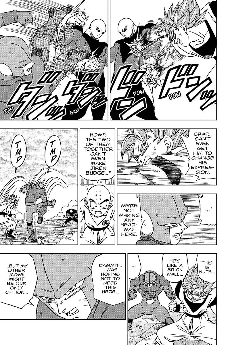 Dragon Ball Super Chapter 35  Online Free Manga Read Image 31