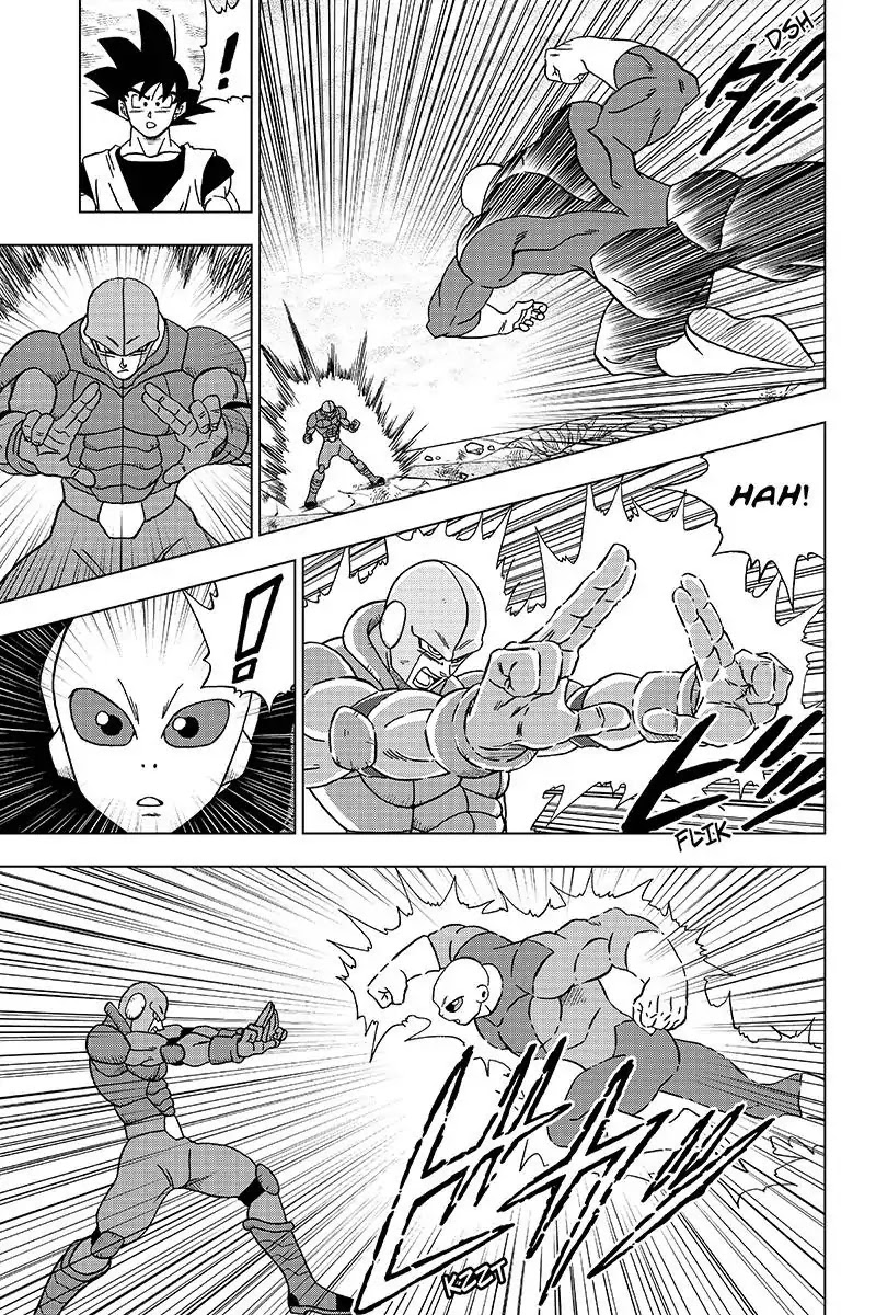 Dragon Ball Super Chapter 35  Online Free Manga Read Image 35