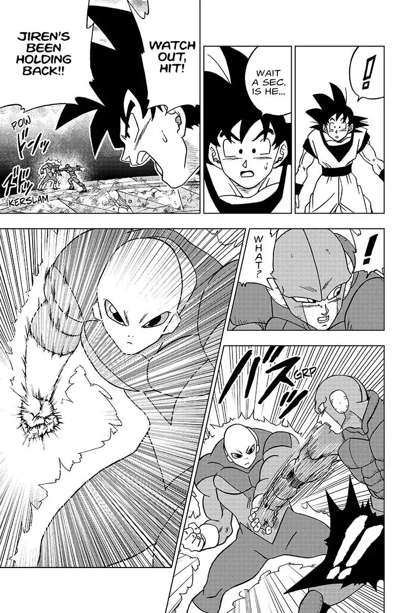 Dragon Ball Super Chapter 35  Online Free Manga Read Image 41