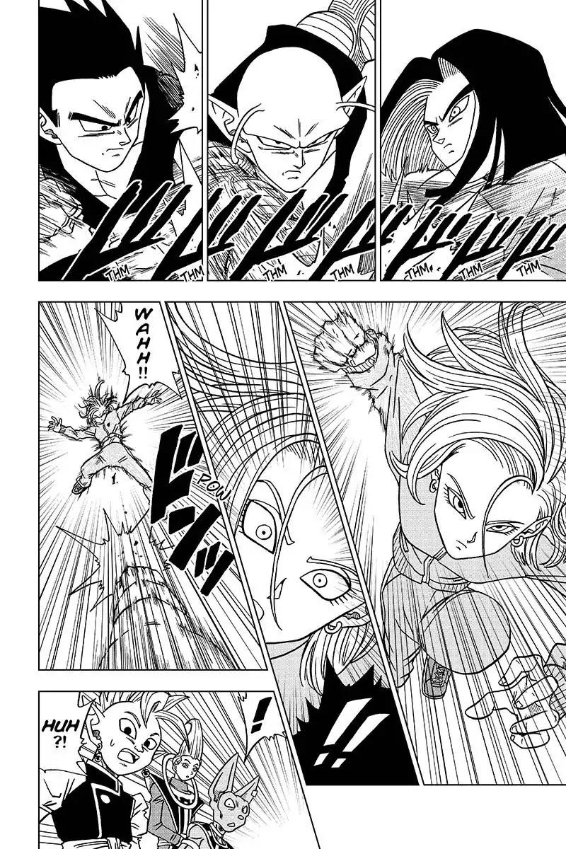 Dragon Ball Super Chapter 36  Online Free Manga Read Image 16