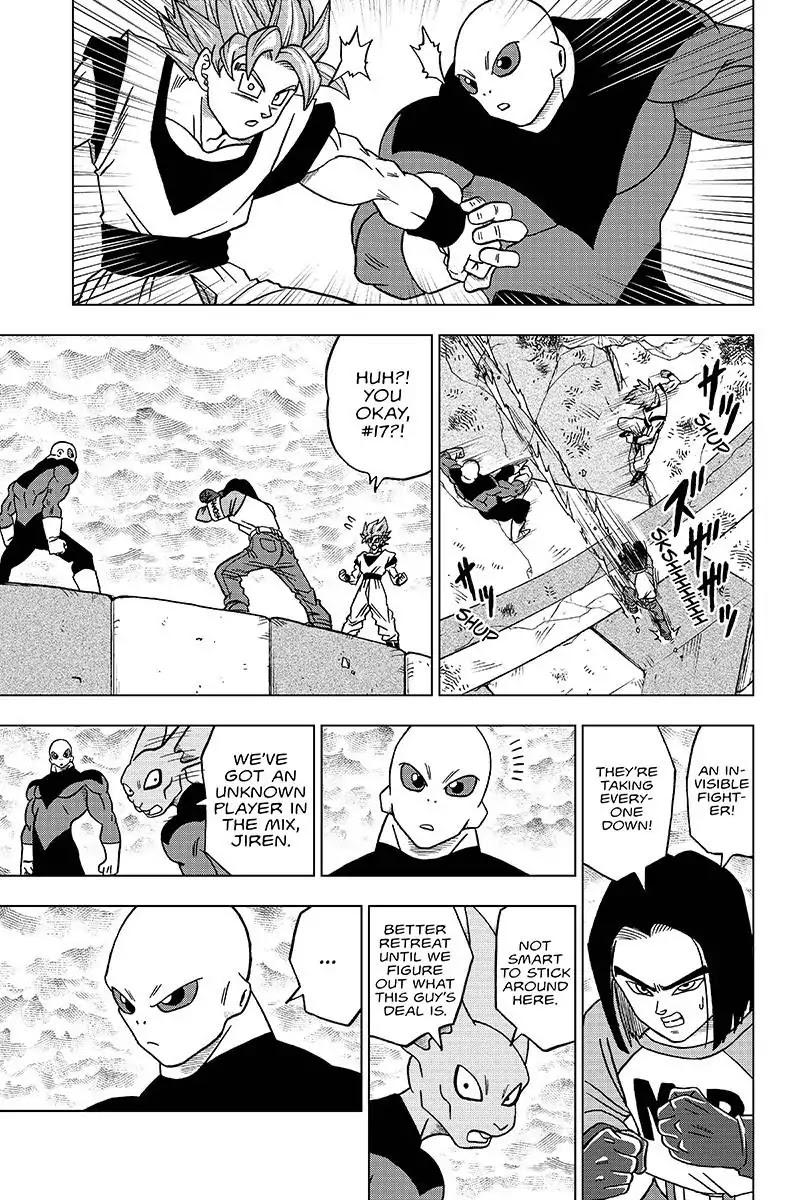 Dragon Ball Super Chapter 36  Online Free Manga Read Image 39