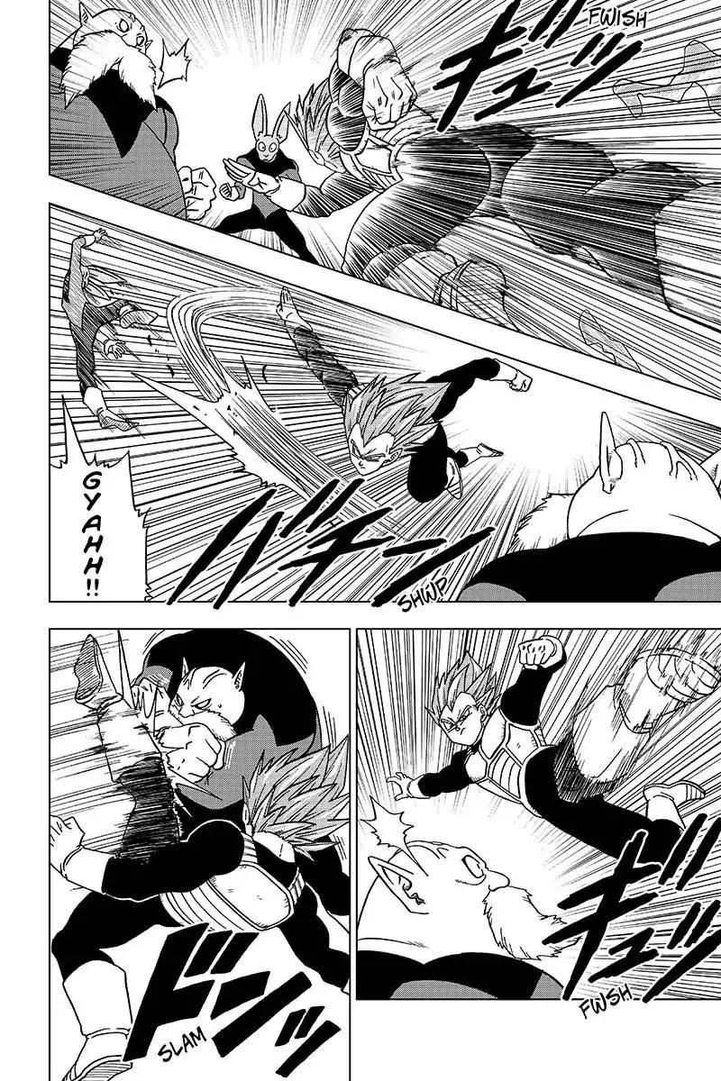 Dragon Ball Super Chapter 36  Online Free Manga Read Image 4