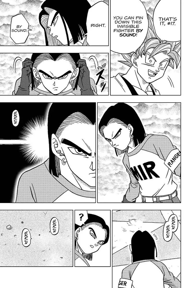 Dragon Ball Super Chapter 36  Online Free Manga Read Image 41
