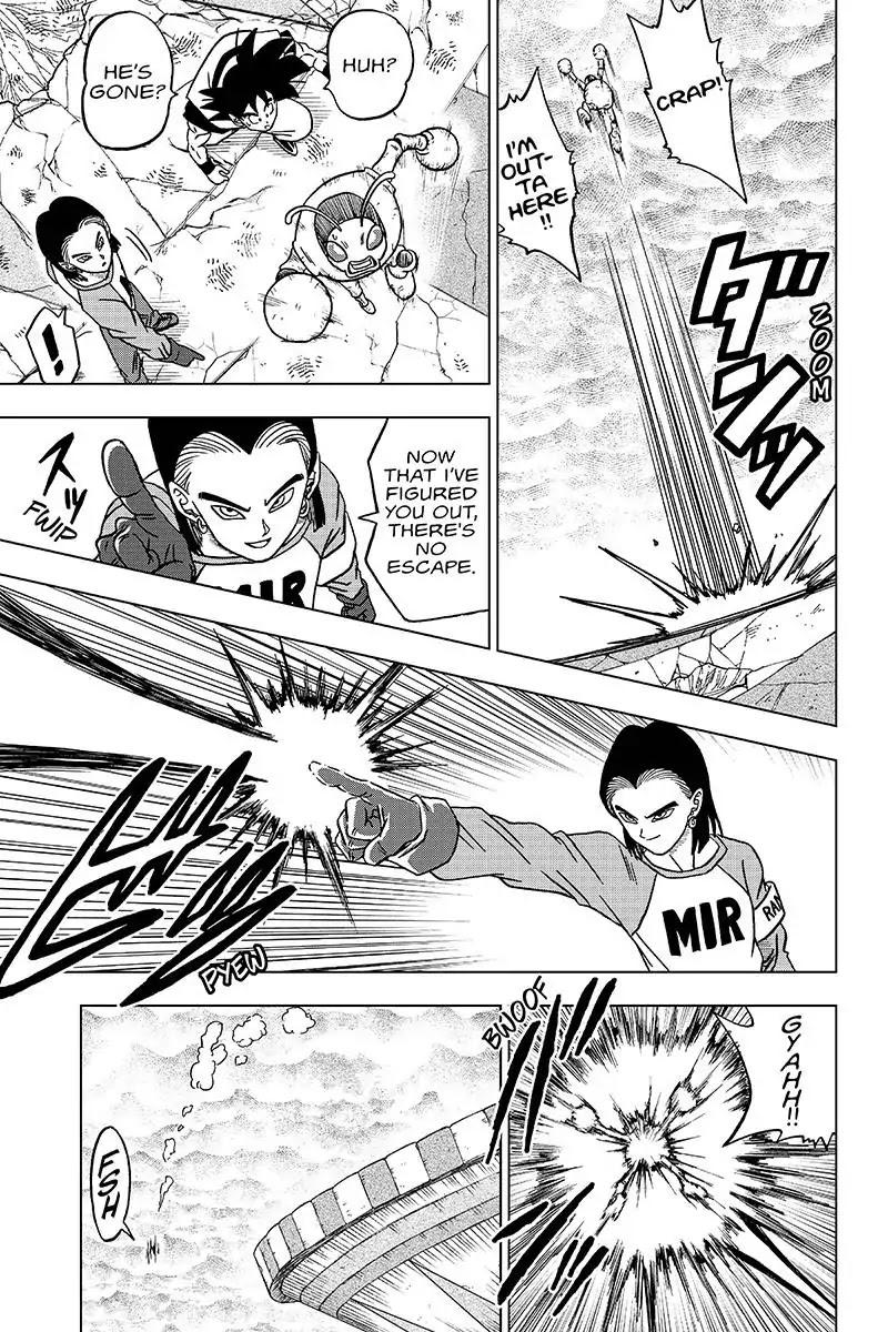 Dragon Ball Super Chapter 36  Online Free Manga Read Image 43