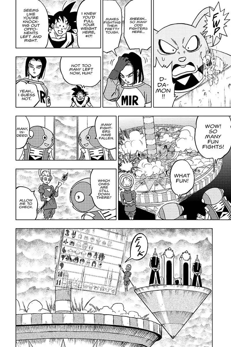 Dragon Ball Super Chapter 36  Online Free Manga Read Image 44