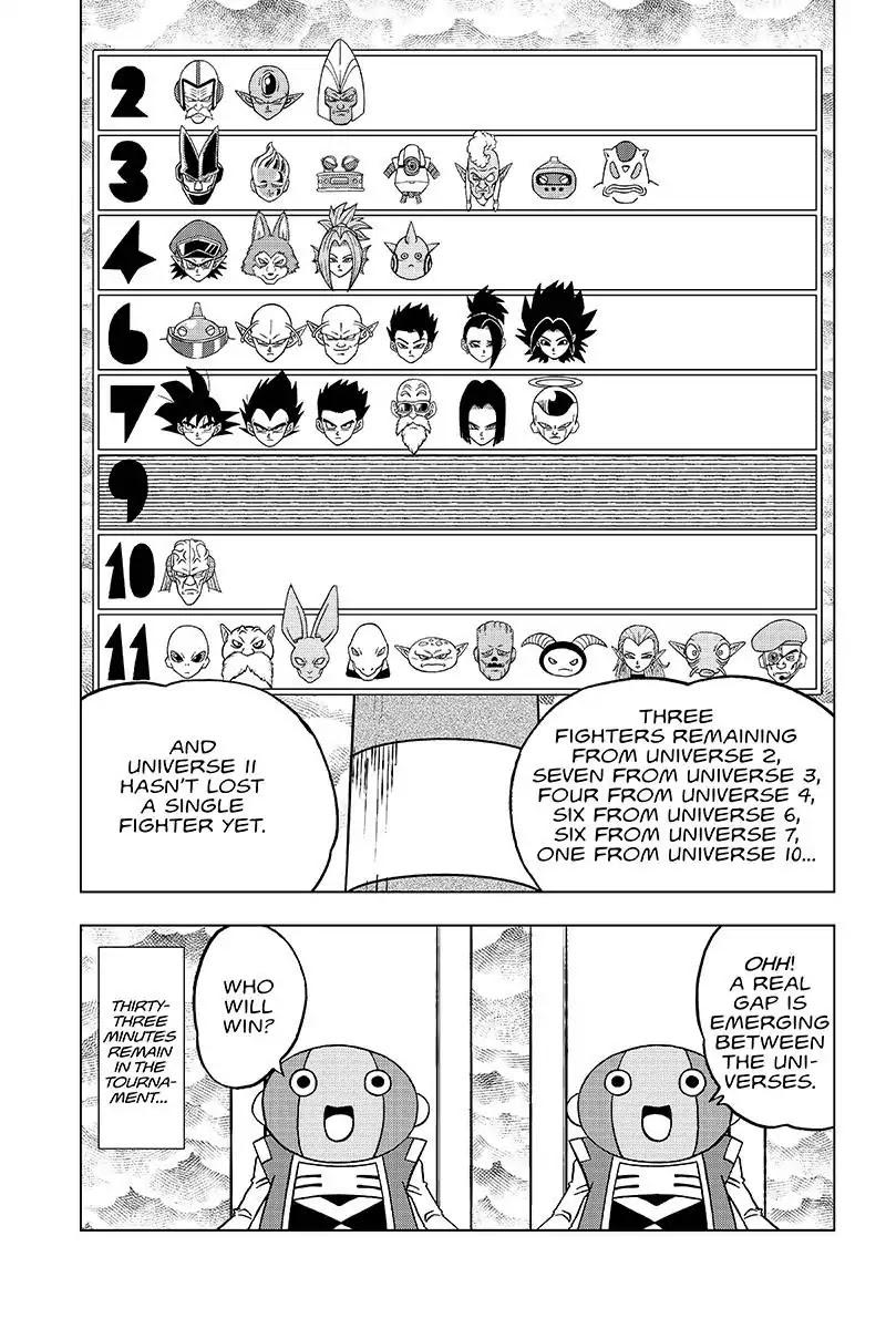 Dragon Ball Super Chapter 36  Online Free Manga Read Image 45