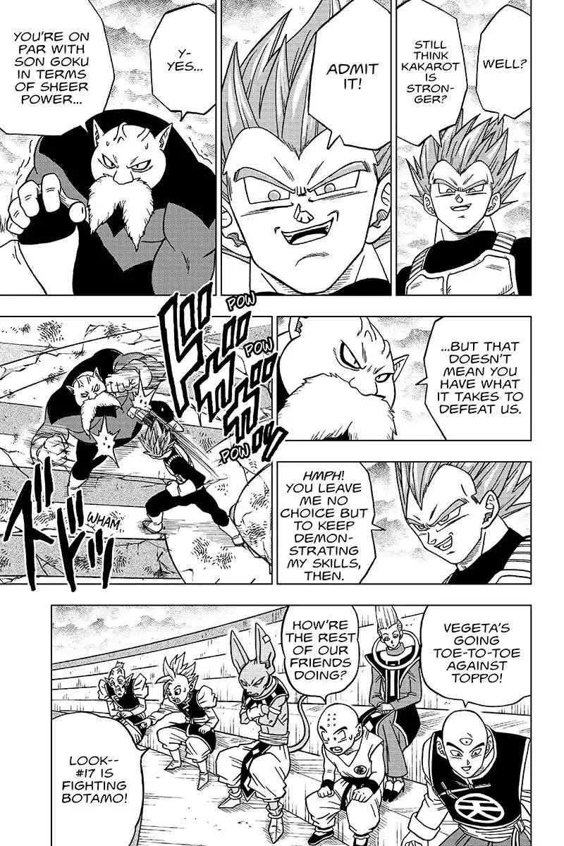 Dragon Ball Super Chapter 36  Online Free Manga Read Image 7