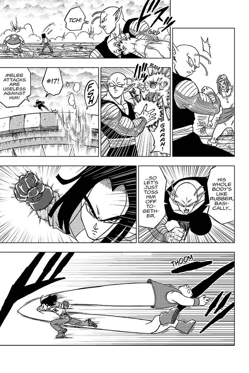 Dragon Ball Super Chapter 36  Online Free Manga Read Image 9