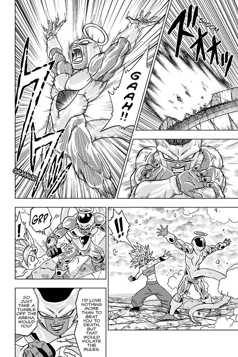 Dragon Ball Super Chapter 37  Online Free Manga Read Image 24