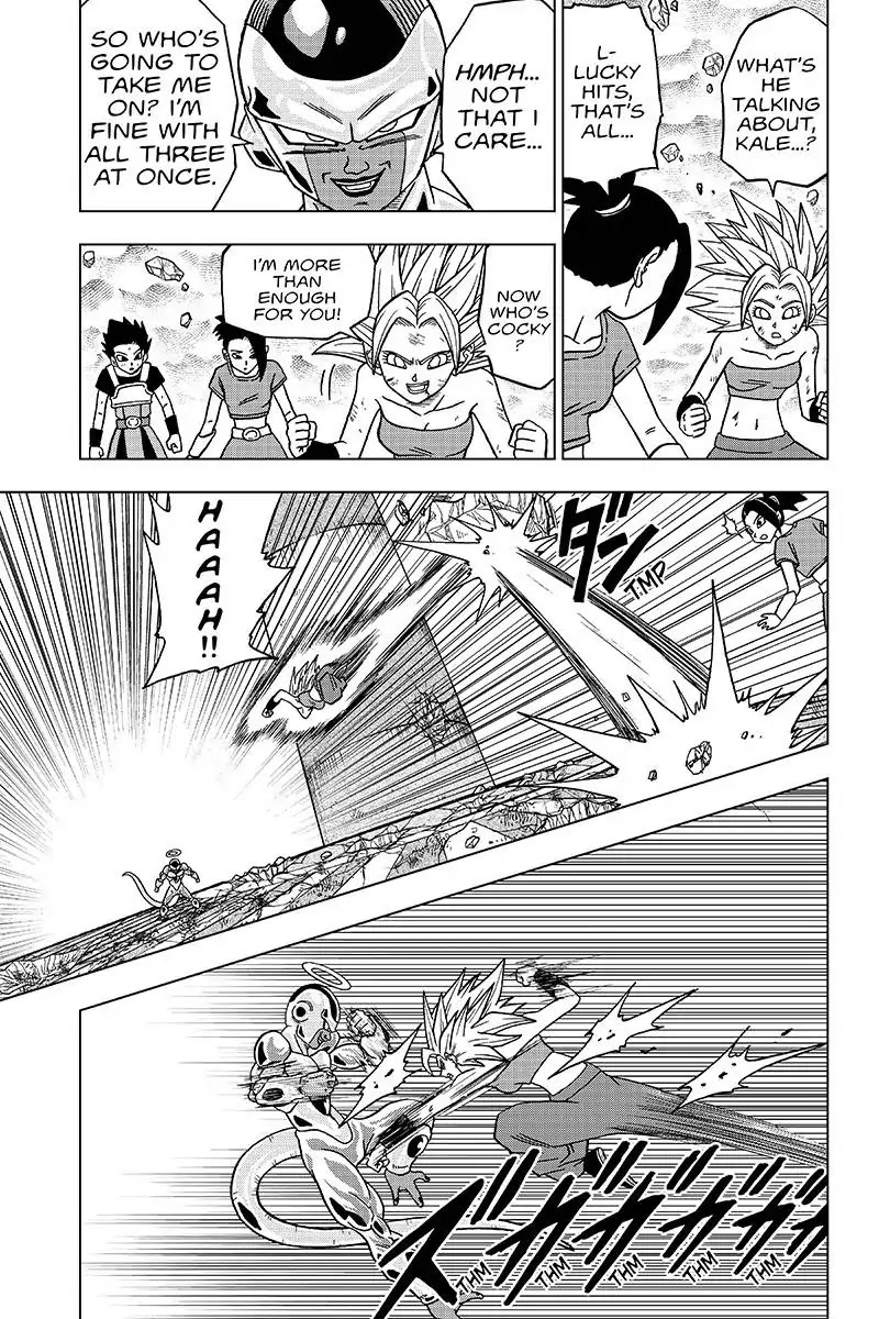 Dragon Ball Super Chapter 37  Online Free Manga Read Image 27