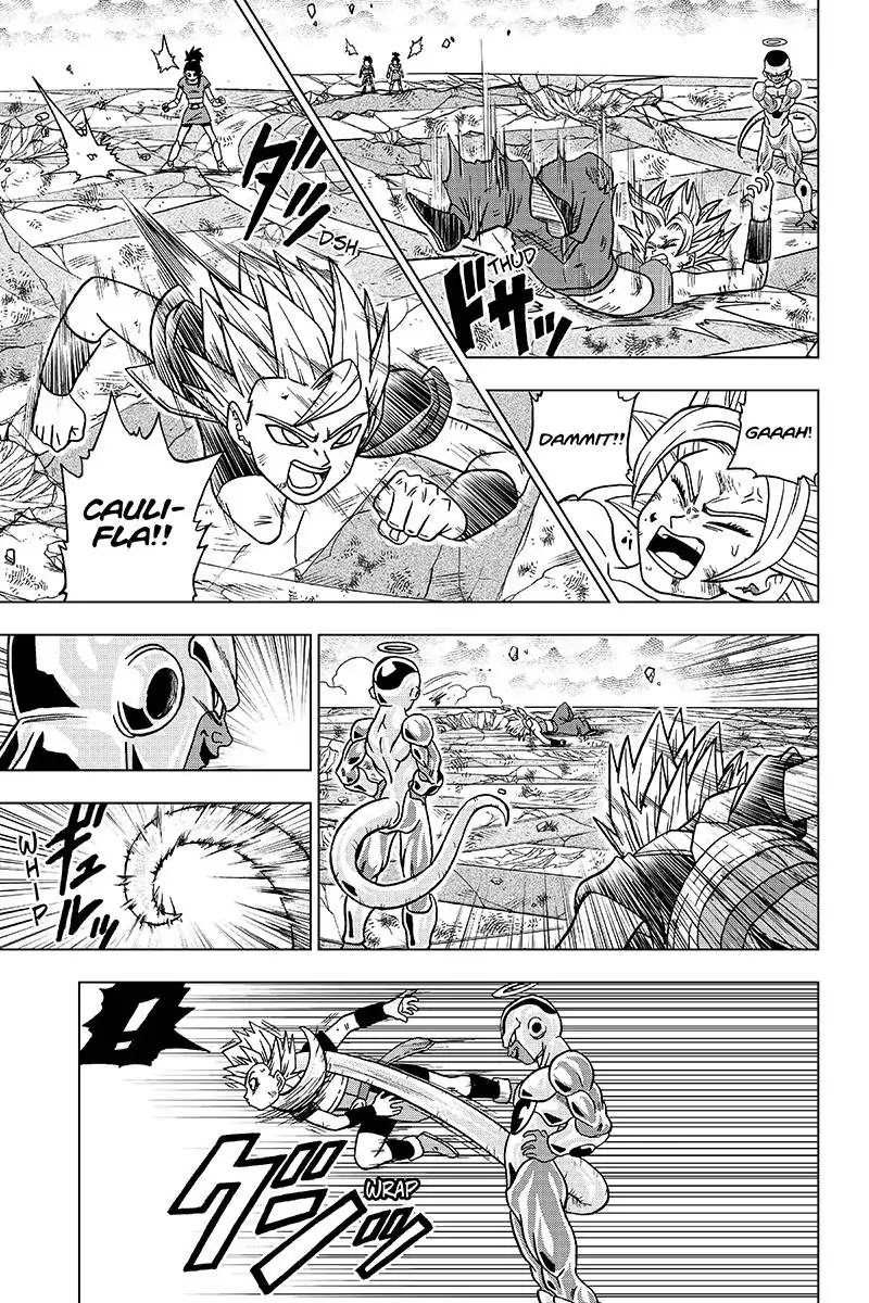 Dragon Ball Super Chapter 37  Online Free Manga Read Image 31