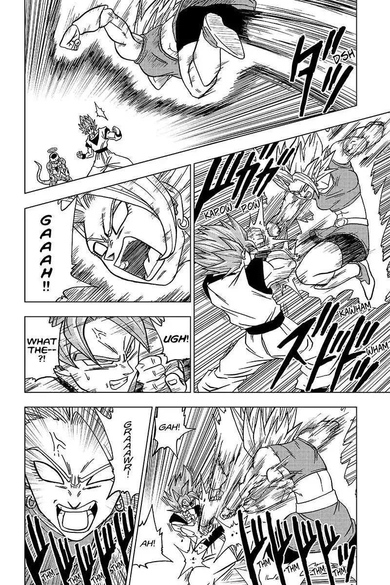 Dragon Ball Super Chapter 37  Online Free Manga Read Image 42