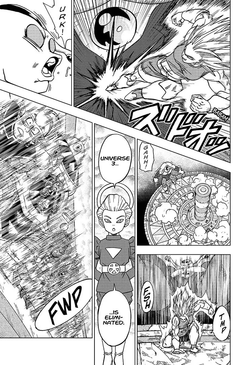 Dragon Ball Super Chapter 38  Online Free Manga Read Image 11