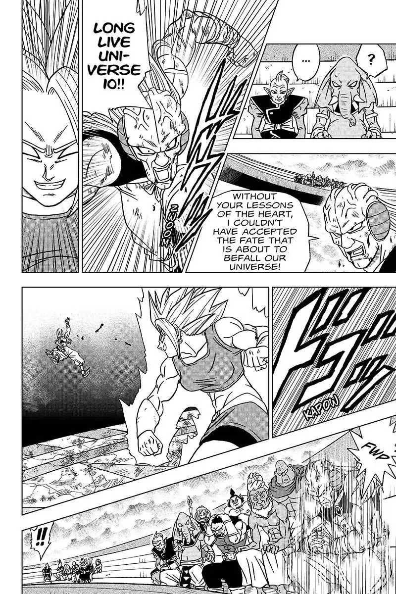 Dragon Ball Super Chapter 38  Online Free Manga Read Image 14