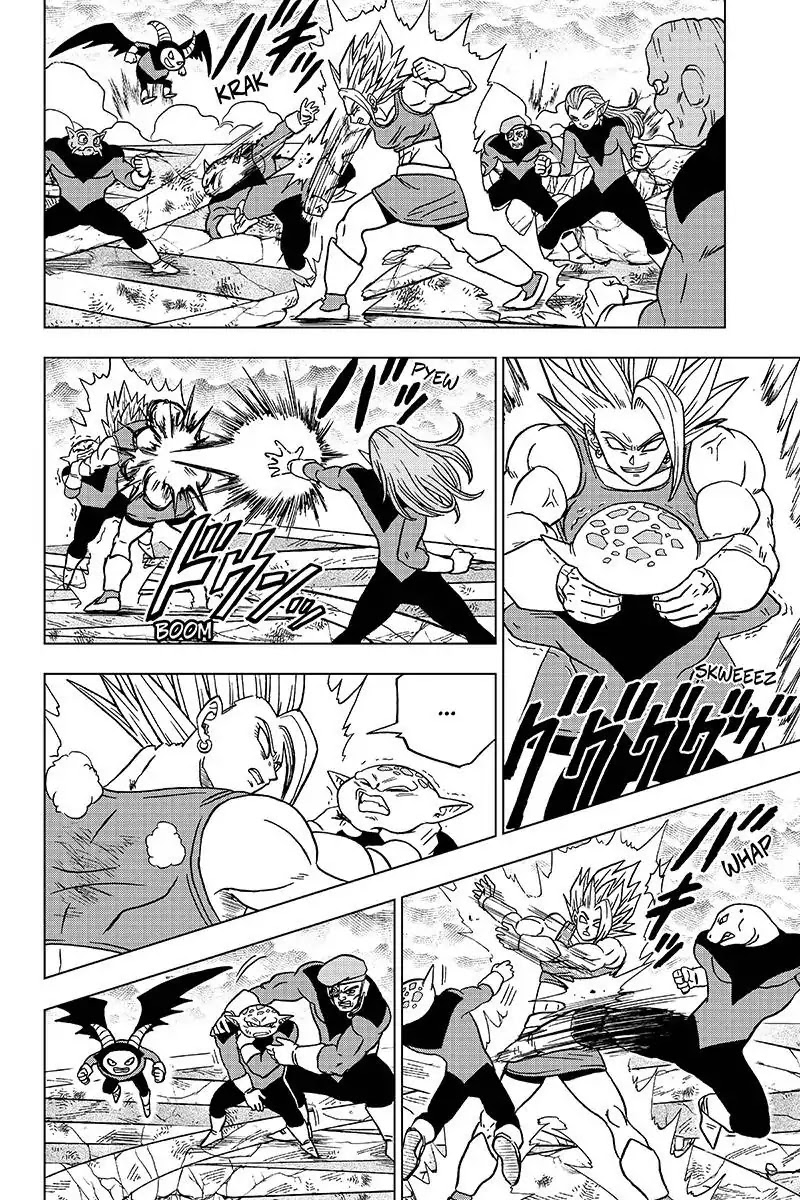 Dragon Ball Super Chapter 38  Online Free Manga Read Image 24