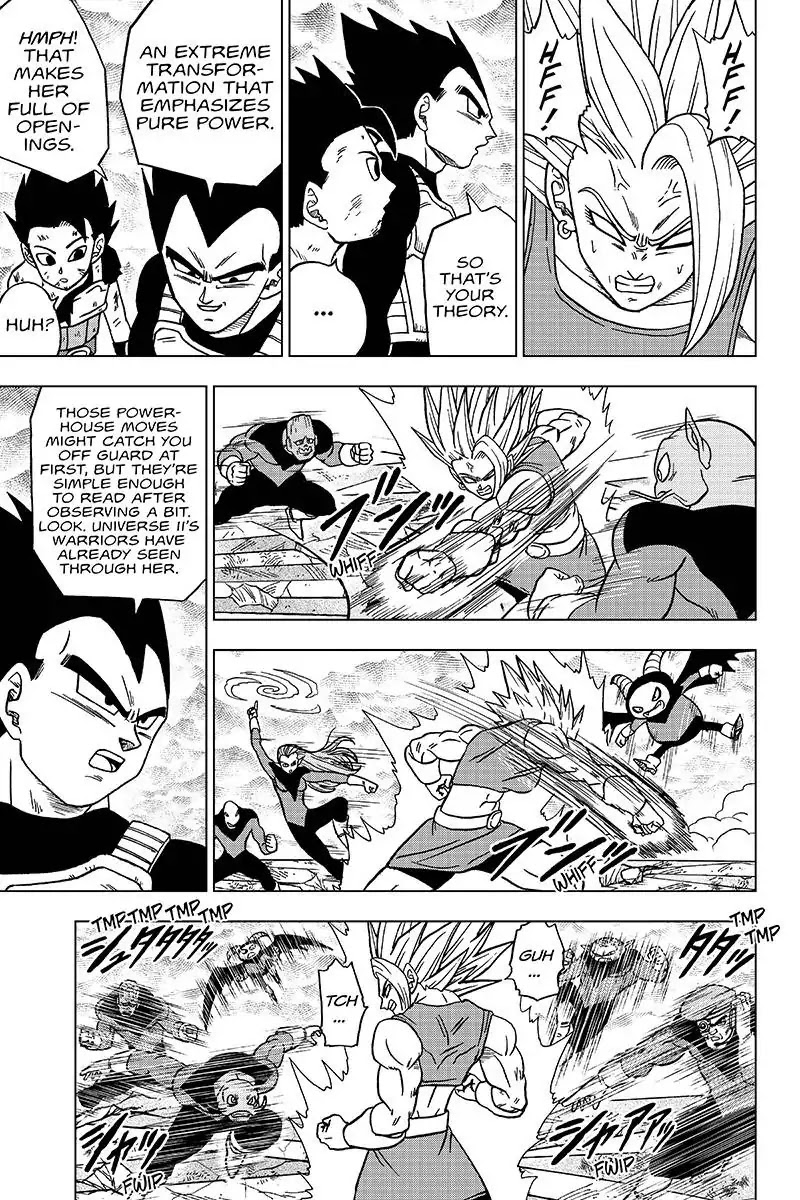 Dragon Ball Super Chapter 38  Online Free Manga Read Image 25